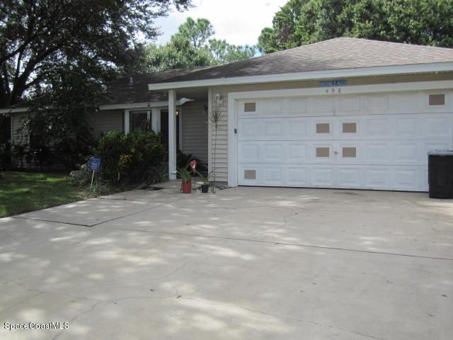 498 Treemont Ave SW, Palm Bay, FL 32908