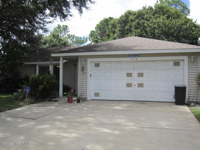 498 Treemont Avenue SW, Palm Bay, FL 32908