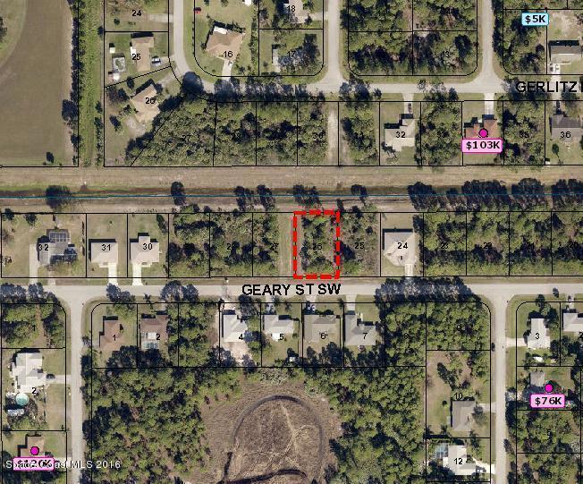 847 Geary Street SW, Palm Bay, FL 32908