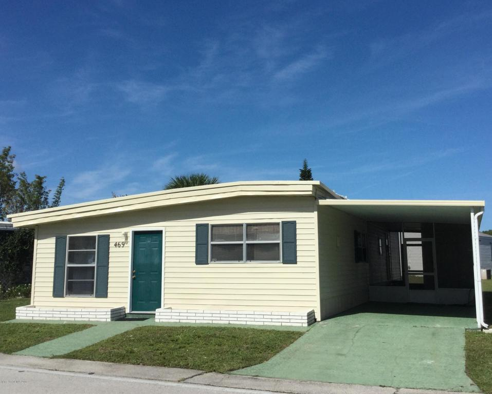 469 Holiday Park Boulevard NE, Palm Bay, FL 32907