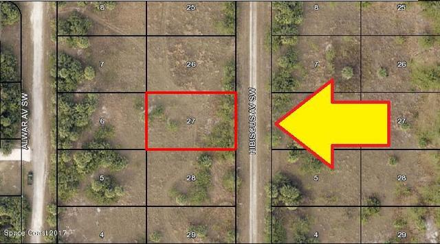 2166 Hibiscus Ave SW, Palm Bay, FL 32908