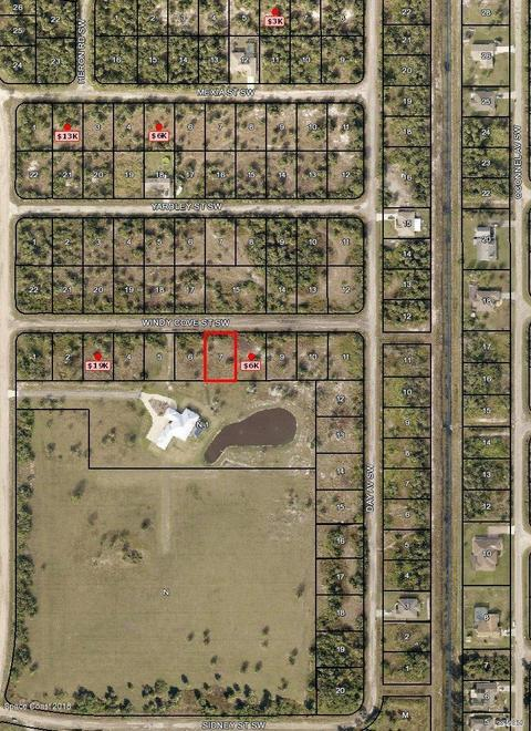 640 Windy Cove St SW Palm Bay FL For Sale MLS 833407
