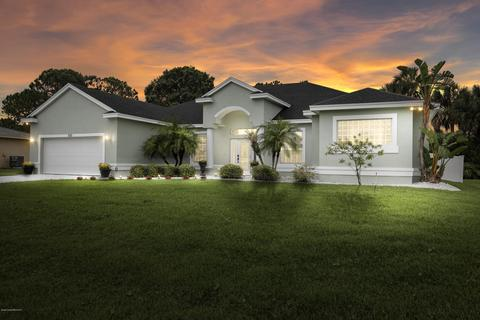 Wondrous Lockmar Acres Palm Bay Fl Homes With A Pool For Sale 19 Home Interior And Landscaping Dextoversignezvosmurscom