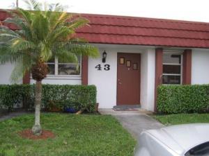 5800 W Fernley Dr #APT 43, West Palm Beach FL 33415