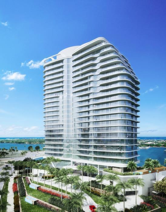 1100 S Flagler Drive #25S, West Palm Beach, FL 33401