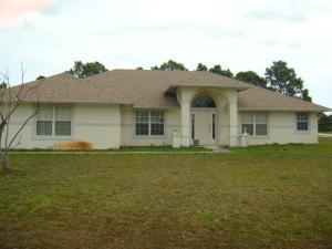 4918 NW Flintstone Ave, Port Saint Lucie, FL