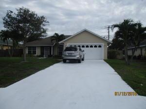 3435 SE Bevil Ave, Port Saint Lucie, FL