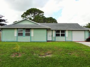 1734 SW Carolina St, Port Saint Lucie FL 34953