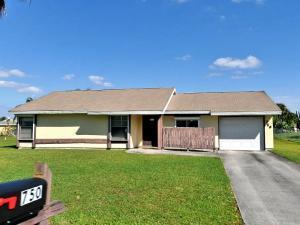 750 SW Belmont Cir, Port Saint Lucie FL 34953