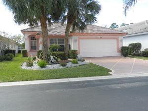 2824 Waters Edge Cir, West Palm Beach, FL