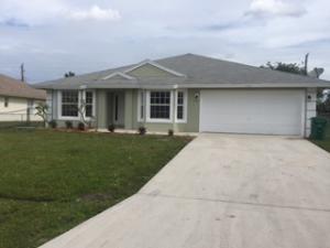 1001 SW Janette Ave, Port Saint Lucie FL 34953