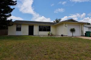 932 SW Provincetown Ln, Port Saint Lucie FL 34953