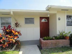 2864 Ashley Dr #APT F, West Palm Beach FL 33415
