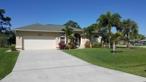 1602 SW Pleasant Ln, Port Saint Lucie, FL