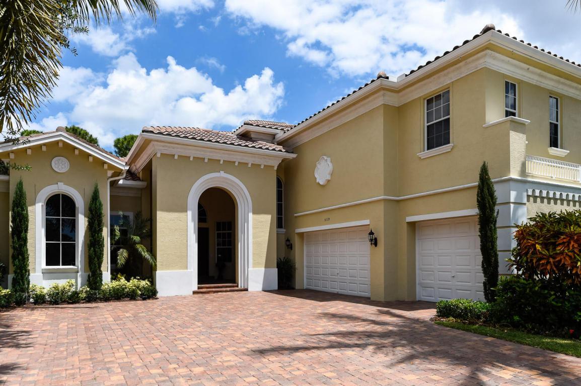 5119 Isabella Drive, Palm Beach Gardens, FL 33418