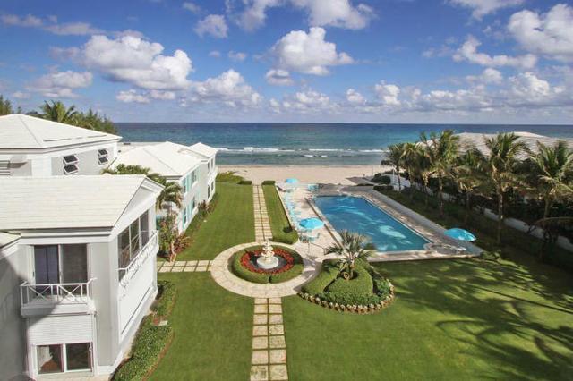 2665 North Ocean Boulevard #4 & 12, Gulf Stream, FL 33483