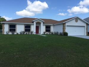 4144 SW Belshaw St, Port Saint Lucie, FL