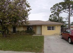 3697 Briggs Dr, Lake Worth FL 33461
