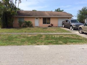 4716 S Carthage Cir, Lake Worth FL 33463