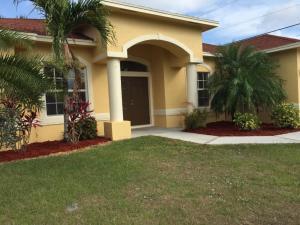 1950 SW Granello, Port Saint Lucie, FL 34953