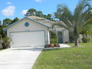 1778 SW Millikin Ave, Port Saint Lucie, FL