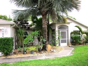 5504 Hickory Dr Fort Pierce, FL 34982