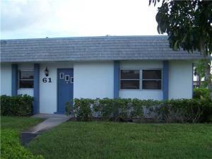 2638 Gately Dr #61, West Palm Beach, FL 33415