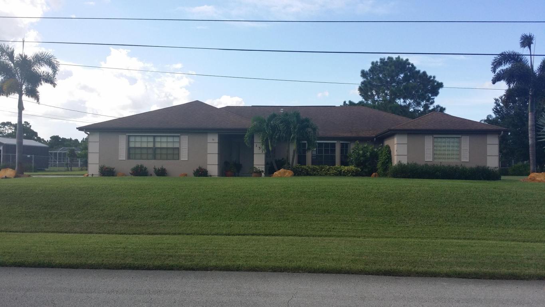 137 SW Saratoga Avenue, Port Saint Lucie, FL 34953