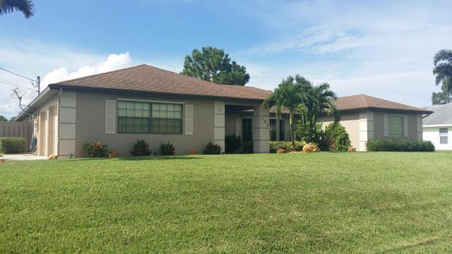 137 SW Saratoga Ave, Port Saint Lucie, FL 34953