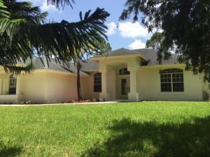 16154 Tangerine Blvd, Loxahatchee, FL 33470