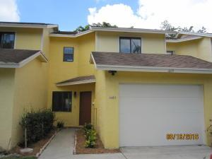 1609 Woodbridge Lakes Cir, West Palm Beach, FL 33406