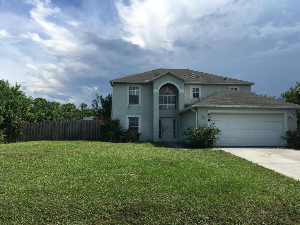 638 SW Haas Ave, Port Saint Lucie, FL 34953