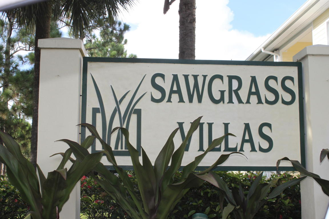 3479 SW Sawgrass Villas Drive, Palm City, FL 34990