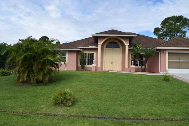 3478 SW Vendome St, Port Saint Lucie, FL 34953