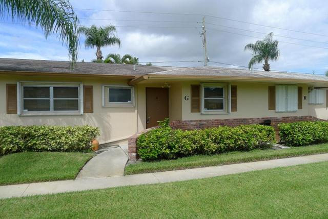 2581 Dudley Dr #G, West Palm Beach, FL 33415