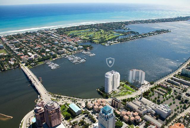 1100 S Flagler Dr #10D, West Palm Beach, FL 33401