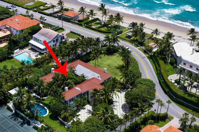 1102 N Ocean Blvd, Palm Beach, FL 33480