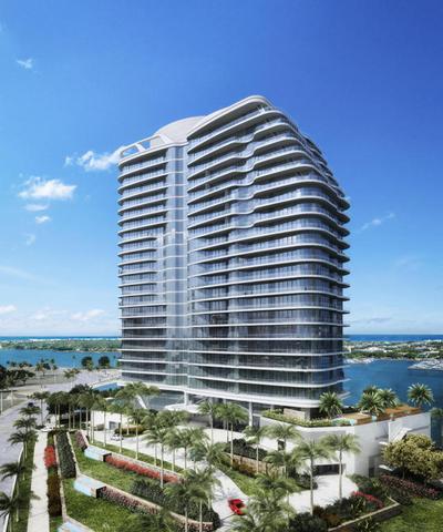 1100 S Flagler Dr #8B, West Palm Beach, FL 33401