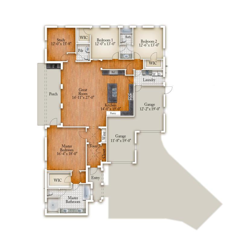 2590 Estates Drive #10, North Palm Beach, FL 33410