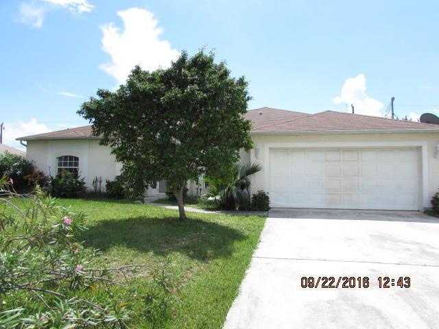 612 SW Mccracken Avenue, Port Saint Lucie, FL 34953