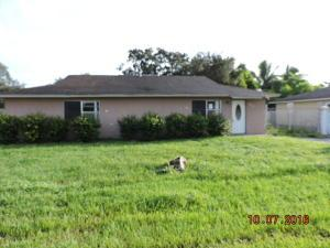246 Azucana Rd, South Bay, FL 33493