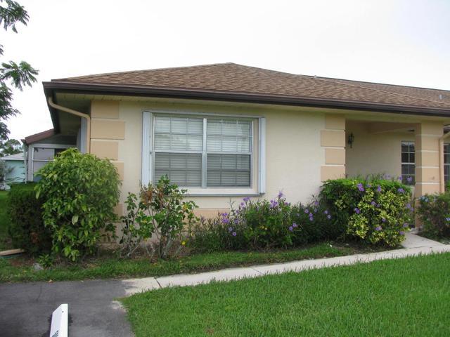 500 Ponderosa Dr #31, Fort Pierce, FL 34982