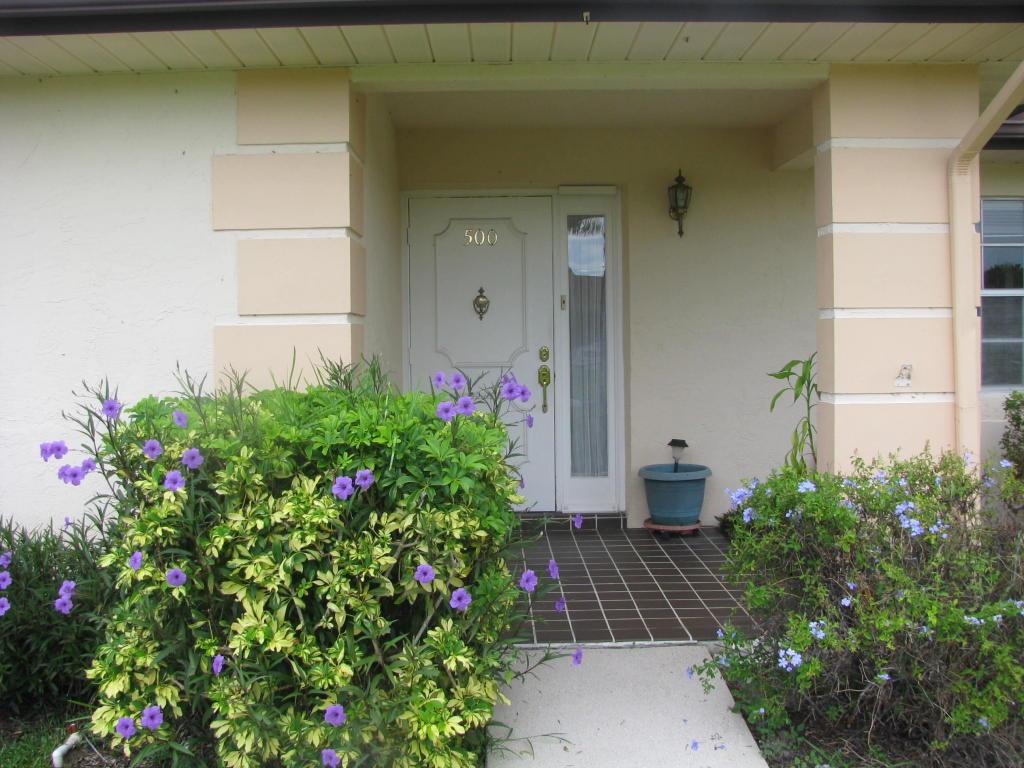 500 Ponderosa Drive #31, Fort Pierce, FL 34982