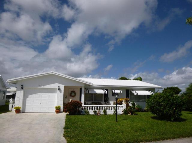 2101 SW 22nd St, Boynton Beach, FL 33426