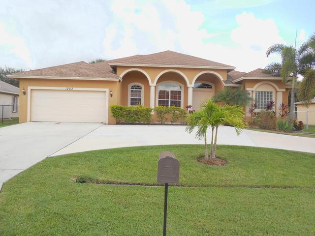 1242 SW Lawndale Ave, Port Saint Lucie, FL 34953