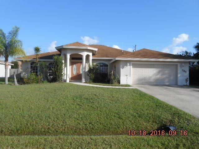 785 SW Saragossa Ave, Port Saint Lucie, FL 34953