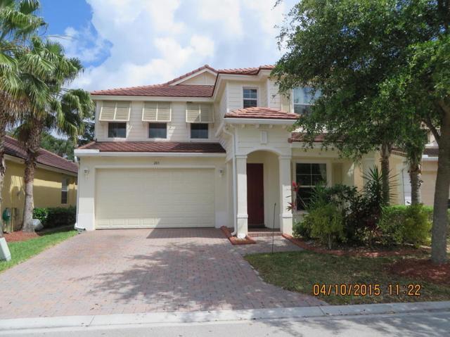 203 Belle Grove Ln, Royal Palm Beach, FL 33411