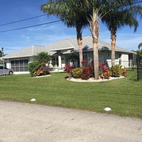 5496 NW Chapel CtPort Saint Lucie, FL 34986