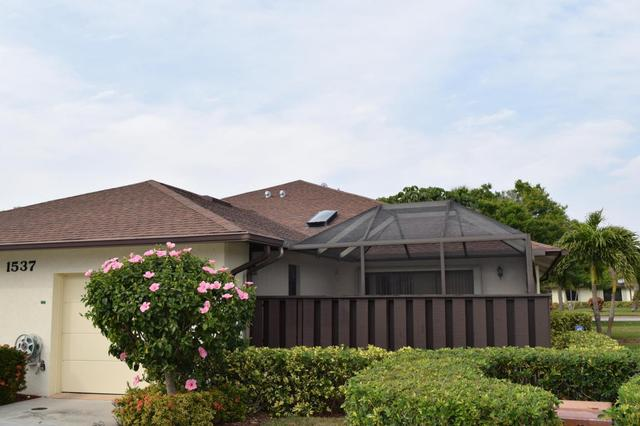 1537 Pheasant Walk #BFort Pierce, FL 34950