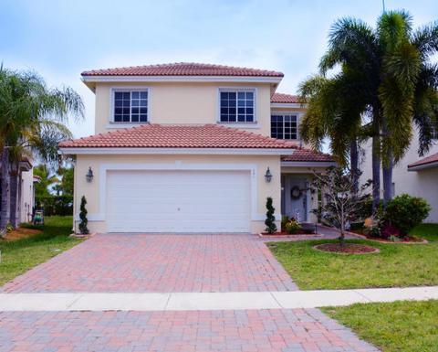 741 Perdido Heights Dr, West Palm Beach, FL 33413